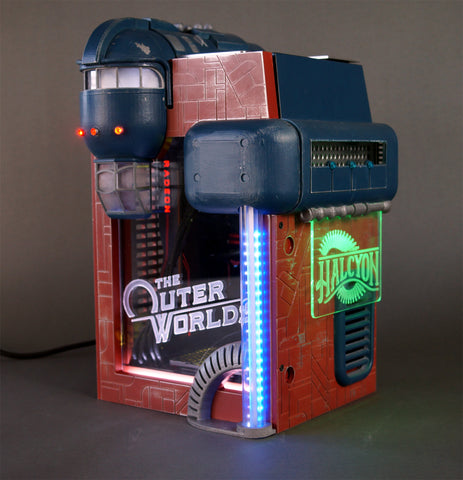 """find the best PC for $1000 Custom Prebuilt Gaming """"Outer Worlds"""" Game Influencer & Streamer PC Build & Mod"""