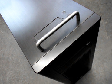 how to install buy easy PC Bar Handles for computer case
