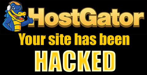 has my hostgator bluehost site been hacked what to do