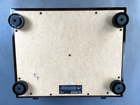 How to Guide Fluance RT80 / RT81 turntable to fix, replace and upgrade the factory feet.