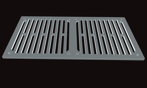 XSPC where to buy a 240mm / 2x120 PC Radiator & AIO CPU Cooler Grill