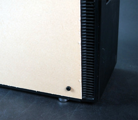 shop for Fractal Design Define Nano S Clear Acrylic Side Panel