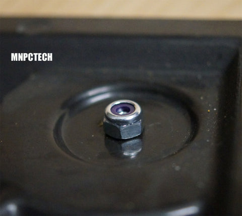 Replace and Repair Technics SL-1900 Turntable Worn Out Feet