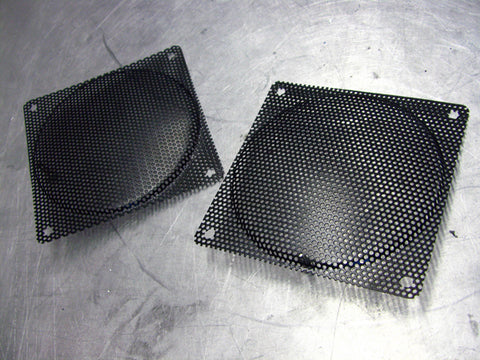 Modder's Mesh PC Fan Or Radiator Grills by Mnpctech