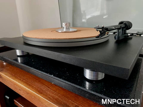 Pro-Ject Debut Carbon & ESSENTIAL I II III Turntable Anti-Vibration Isolation Feet