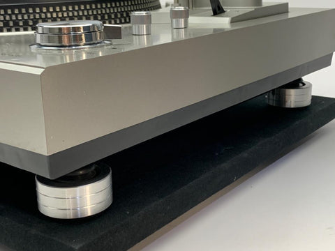 Buy and replace upgrade SANSUI SR-535 Custom Turntable Isolation Feet