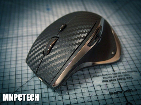 Di-Noc Carbon Fiber Sheets Gaming PC Mouse and Mice