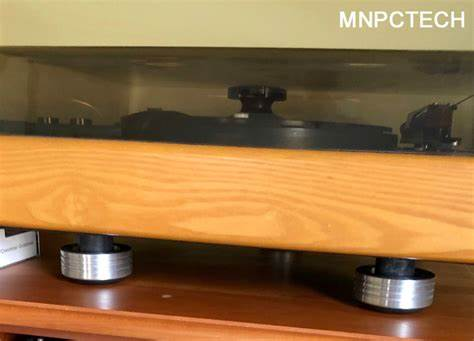 Sota Cosmos Custom Isolation Turntable Feet