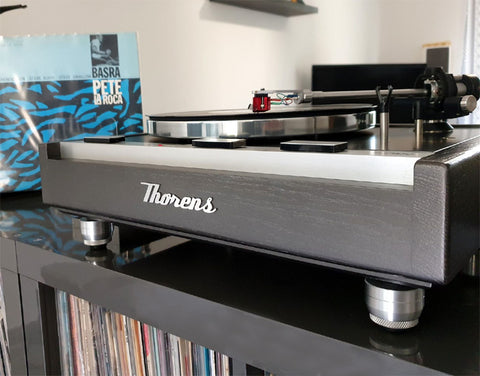 Thorens TD Adjustable Height Turntable Isolation Feet (Four)