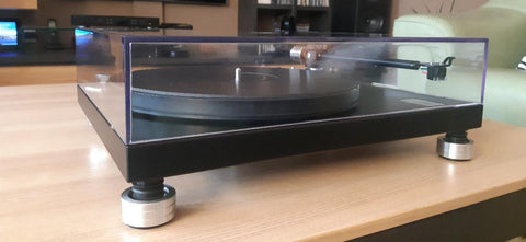 Gold Note Valore 425 Lite Turntable Isolation Feet For sale