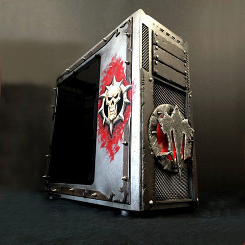 World of Warcraft Gaming PC Computer Hire Custom Builder For Giveaway & Event Promotions