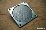Exhaust fan grill and Guard for Arcade cabinet Pac man