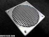 120mm Billet Pro-Line Honeycomb PC Fan Grill by Mnpctech