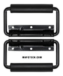 Spring Loaded Black PC Case Handles