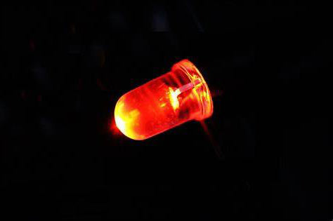 eXXtreme CPU Individual Clear 5mm Round LED Red