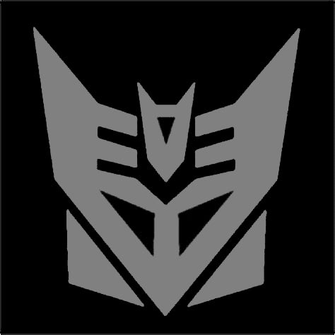 """DECEPTICON"" PC Window Decal"