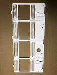 White Fractal Design Define S2 Top Radiator and Cooling fan Mounting Plate