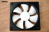 Beauty Frame Custom Open Air Hi-Flow Aluminum Custom PC Cooling Fan Frame