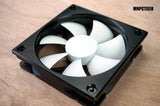 Anodized Custom Open Air Hi-Flow Aluminum Custom PC Cooling Fan Frame