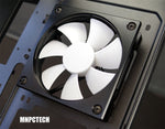 Custom Open Air Hi-Flow Aluminum Custom PC Cooling Fan Frame