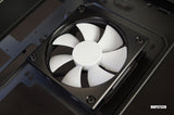Phanteks Custom Open Air Hi-Flow Aluminum Custom PC Cooling Fan Frame