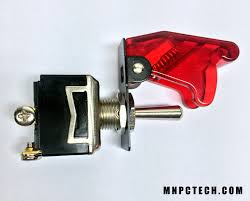 Fighter Pilot Toggle Switches