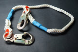 Sailboat Mnpctech Mooring Pennant Line Rope Snap Clamp Shackle