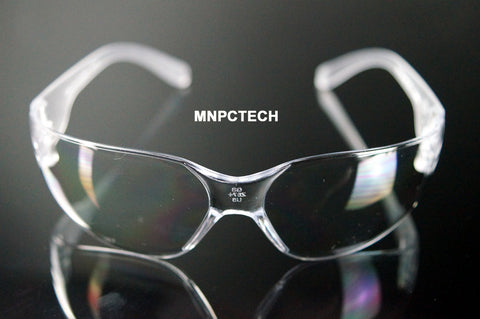 ULTRA LIGHTWEIGHT SAFETY GLASSES