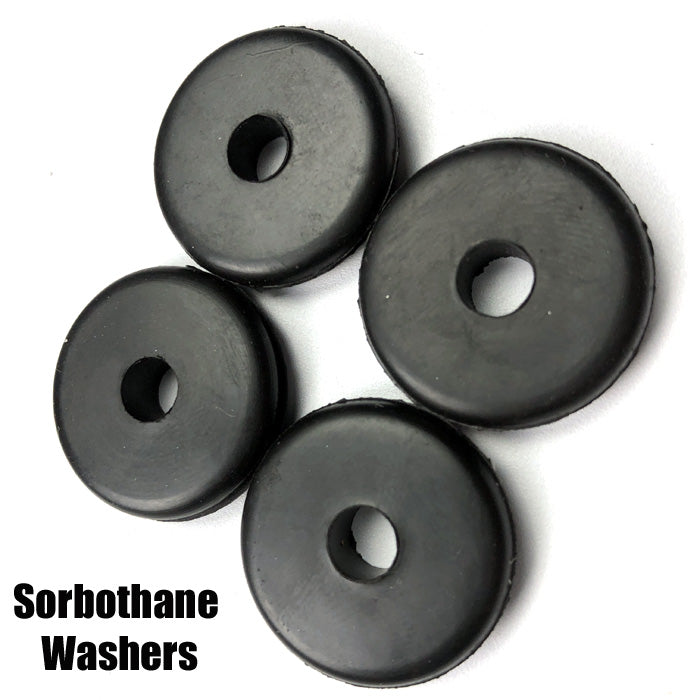 Turntable Feet Vibration Isolating Washers Four Mnpctech