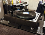 Thorens TD Series Adjustable Height Turntable Isolation Feet (Four)