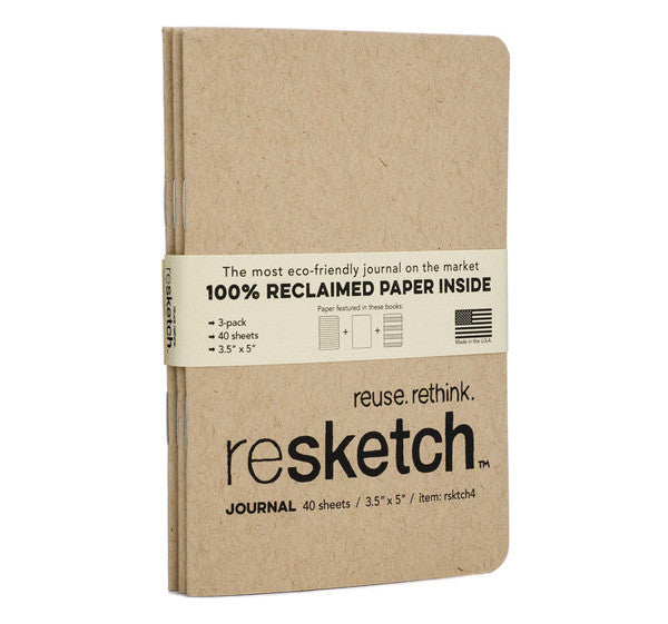 Resketch Journal on Kickstarter