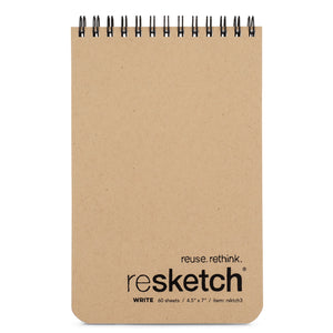 Resketch Write - 4.5 x 7-inch