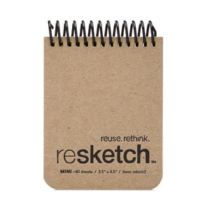 Resketch Mini - 3.5 x 4.5-inch (3-pack)