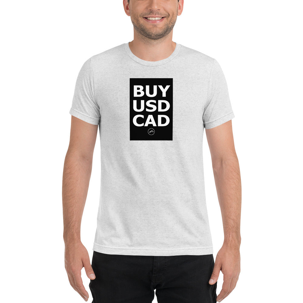 BUY USDCAD | Forex Trading T Shirt