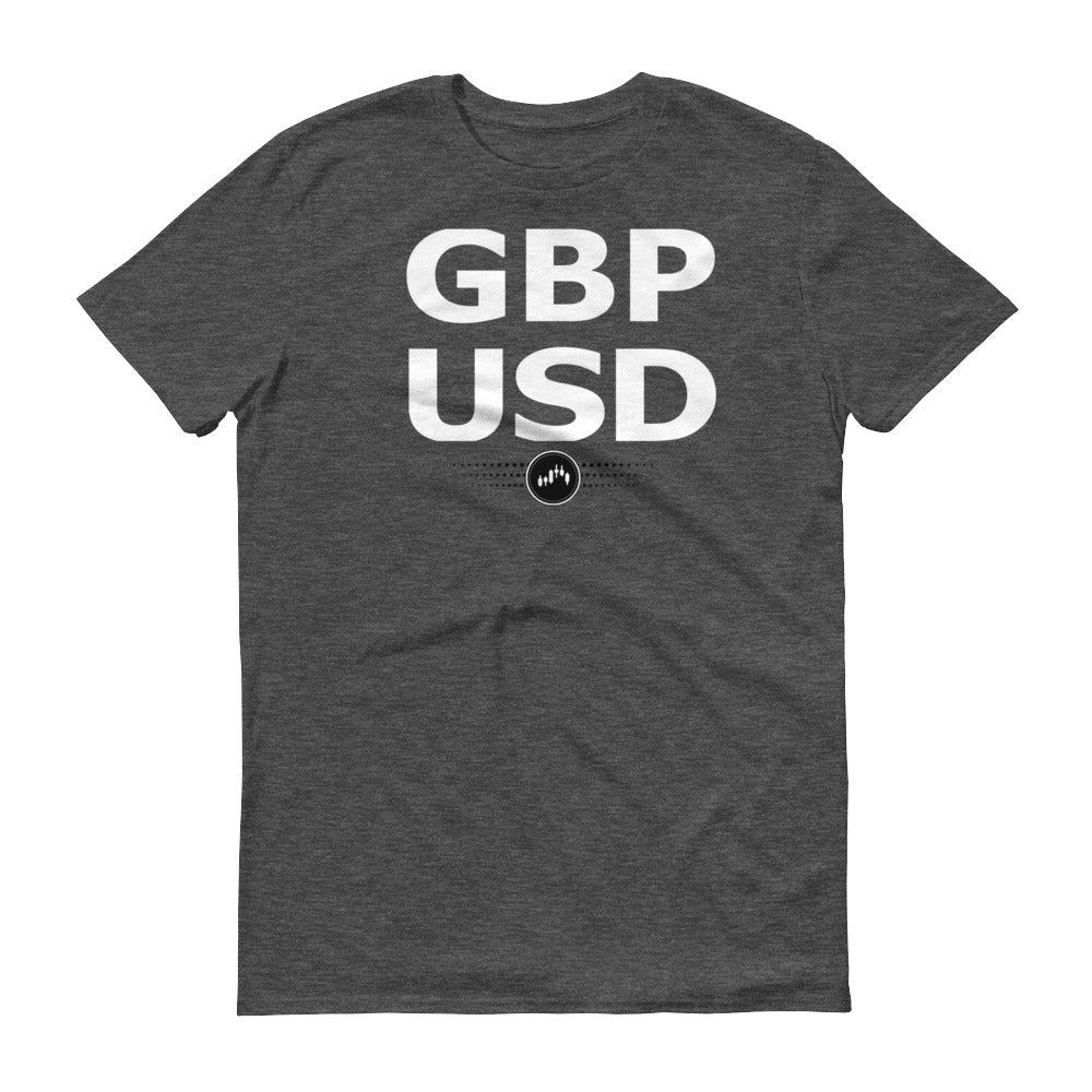 GBPUSD Tee | Forex Trading Apparel - Fly Trader Tee