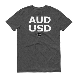 AUDUSD Tee | Forex Trading Apparel - Fly Trader Tee