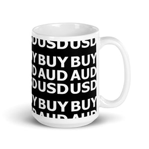 BUY AUDUSD Mug | Forex Trader Accessories