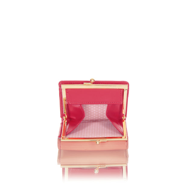 Ruby Shoo Tahoe Coral Purse (Matches Casablanca June)