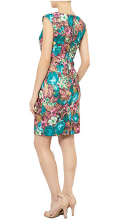 Darling Women's Floral Alice Pencil Dress