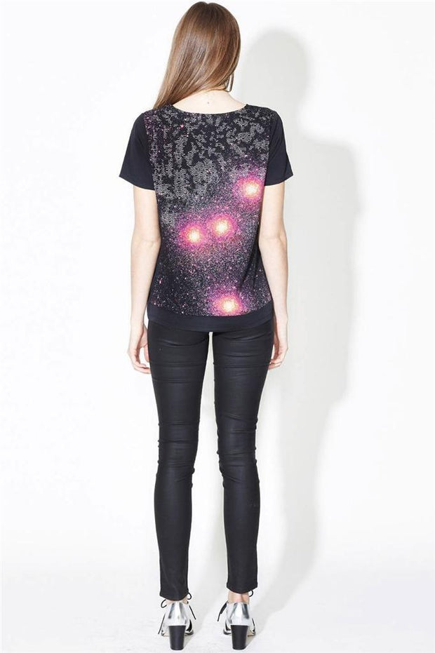 Sugarhill Boutique Galaxy Blouse