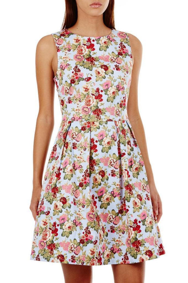 Sugarhill Boutique Hatty Floral Dress