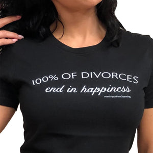 100% Of Divorces End In Happiness