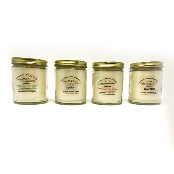 Set of 4 NMPC Scents Candles