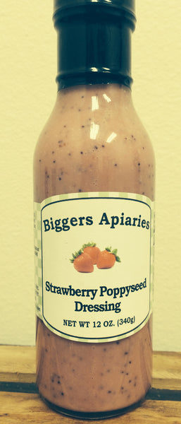 Strawberry Poppyseed Dressing
