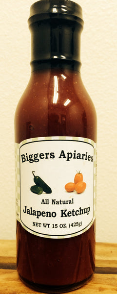 Biggers All Natural Jalapeño Ketchup