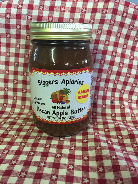 Pecan Apple Butter
