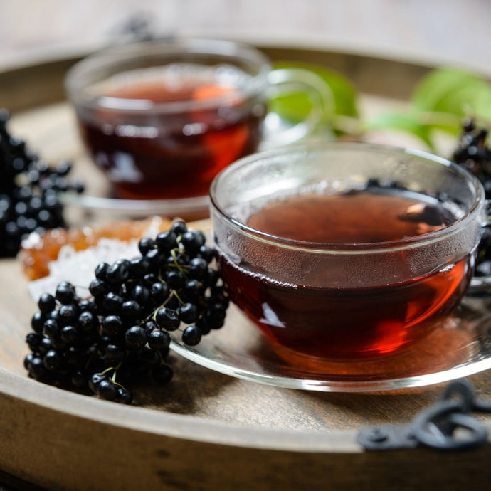 Tea Profile: Dwellness and the Power of Elderberries