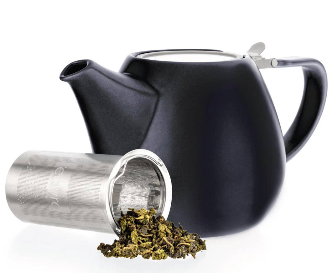 PRE-ORDER: Black Diamond Tea Pot