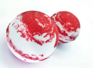 Peppermint Oil Bath Bomb