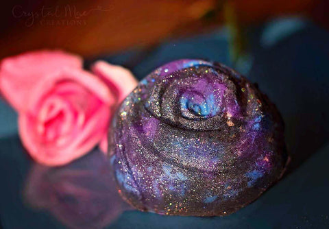 Galaxy Rose Bath Bomb